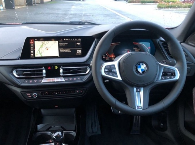 2020 BMW 218i M Sport Gran Coupe (Red) - Image: 8