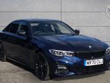 2020 BMW XDrive M Sport Pro Edition Saloon (Blue) - Image: 1