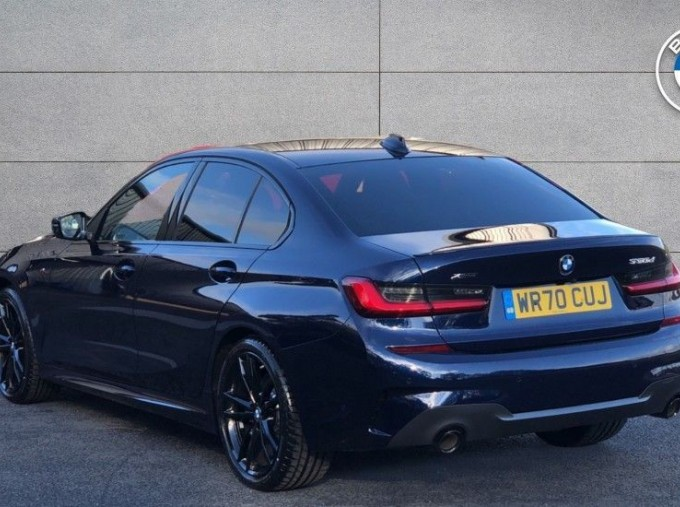 2020 BMW XDrive M Sport Pro Edition Saloon (Blue) - Image: 2