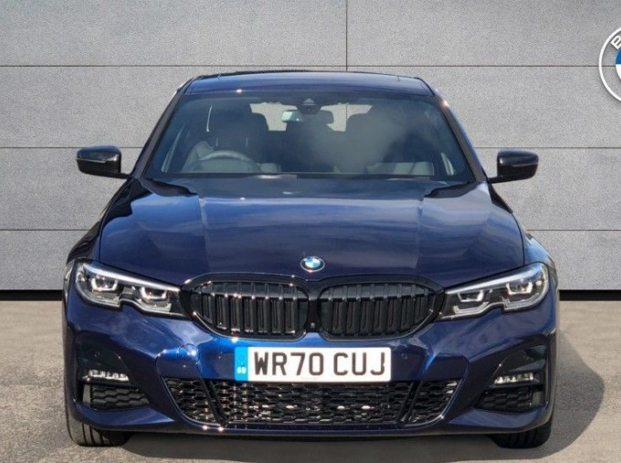 2020 BMW XDrive M Sport Pro Edition Saloon (Blue) - Image: 16