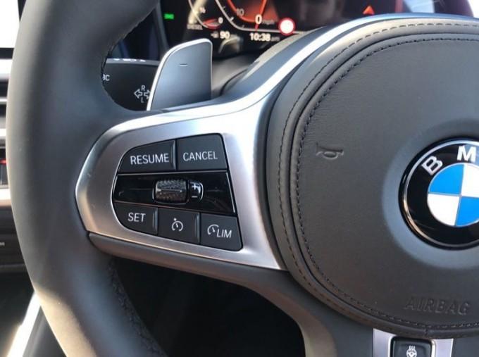2020 BMW XDrive M Sport Pro Edition Saloon (Blue) - Image: 17