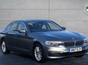 Brand new 2017 BMW 5 Series 520d SE Saloon 4-door finance deals