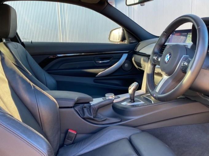 2019 BMW 420d xDrive M Sport Coupe (Black) - Image: 5