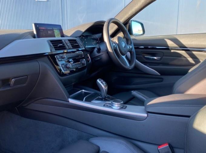 2019 BMW 420d xDrive M Sport Coupe (Black) - Image: 6