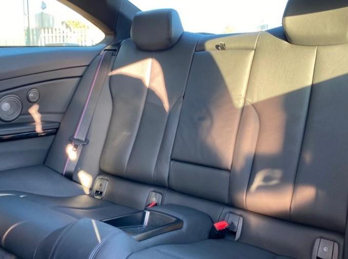 2019 BMW 420d xDrive M Sport Coupe (Black) - Image: 12