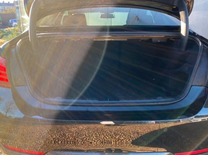 2019 BMW 420d xDrive M Sport Coupe (Black) - Image: 13