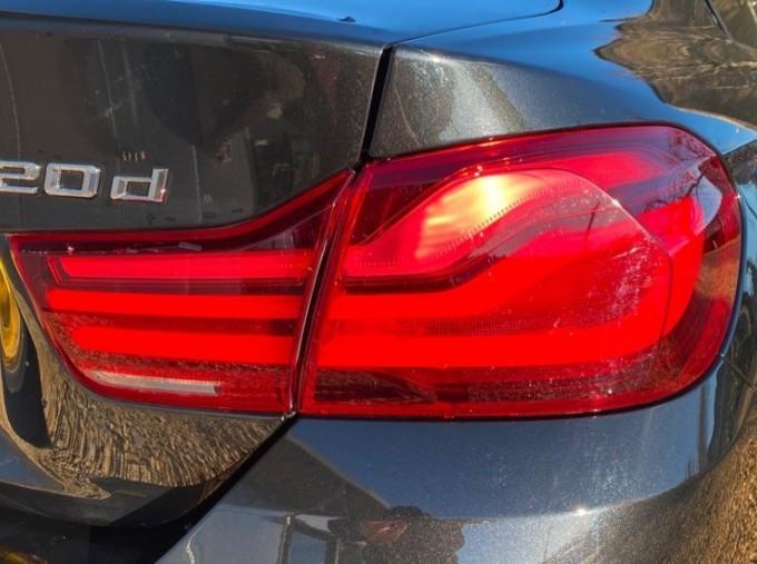 2019 BMW 420d xDrive M Sport Coupe (Black) - Image: 20