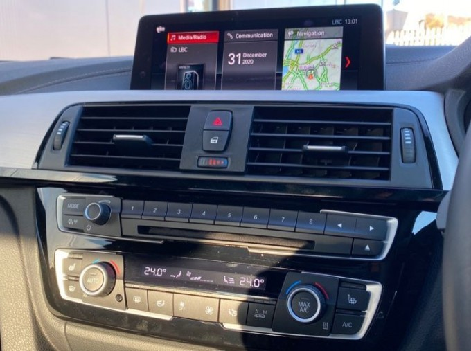 2019 BMW 420d xDrive M Sport Coupe (Black) - Image: 22