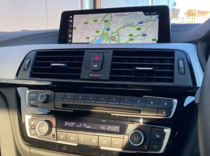 2019 BMW 420d xDrive M Sport Coupe (Black) - Image: 23