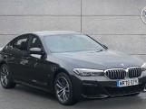 2020 BMW 530e xDrive M Sport Saloon (Grey) - Image: 1