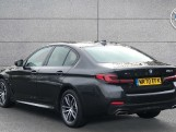 2020 BMW 530e xDrive M Sport Saloon (Grey) - Image: 2