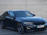 2019 BMW 320d M Sport Saloon (Black) - Image: 1