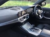 2019 BMW 320d M Sport Saloon (Black) - Image: 6