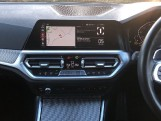 2019 BMW 320d M Sport Saloon (Black) - Image: 7
