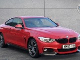 2015 BMW 420d xDrive M Sport Coupe (Red) - Image: 1