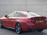 2015 BMW 420d xDrive M Sport Coupe (Red) - Image: 2