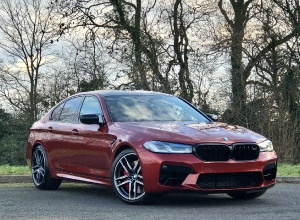 2021 BMW M5i V8 Competition Steptronic xDrive 4-door