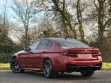 2021 BMW 4.4i V8 Competition Steptronic xDrive 4-door (Red) - Image: 2