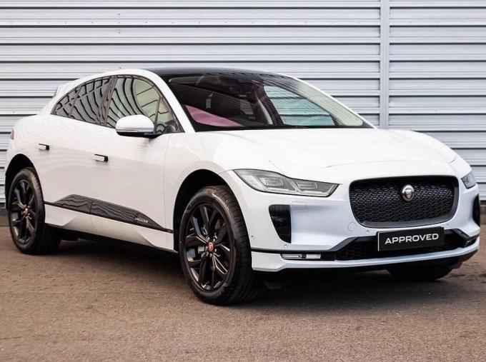 2020 Jaguar 90kWh SE Auto 4WD 5-door (White) - Image: 1