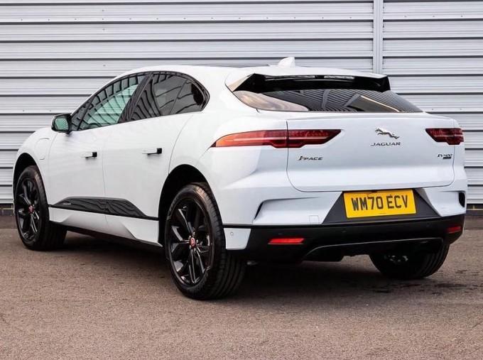 2020 Jaguar 90kWh SE Auto 4WD 5-door (White) - Image: 2