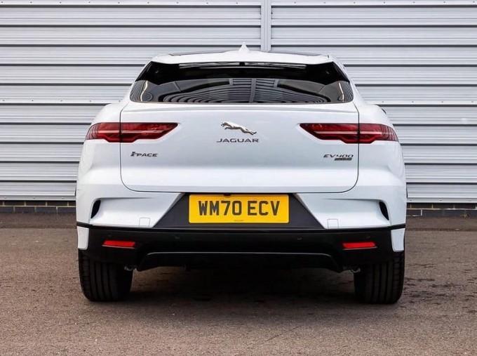 2020 Jaguar 90kWh SE Auto 4WD 5-door (White) - Image: 6