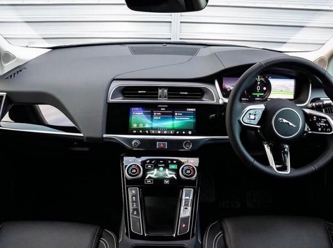 2020 Jaguar 90kWh SE Auto 4WD 5-door (White) - Image: 9