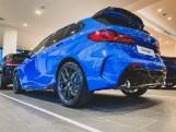 2021 BMW 118d M Sport 5-door (Blue) - Image: 2