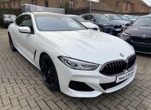 Brand new 2020 BMW 8 Series Gran Coupe 840i M Sport Gran Coupe Steptronic 4-door finance deals
