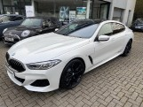 2020 BMW 840i M Sport Gran Coupe Steptronic 4-door (White) - Image: 2
