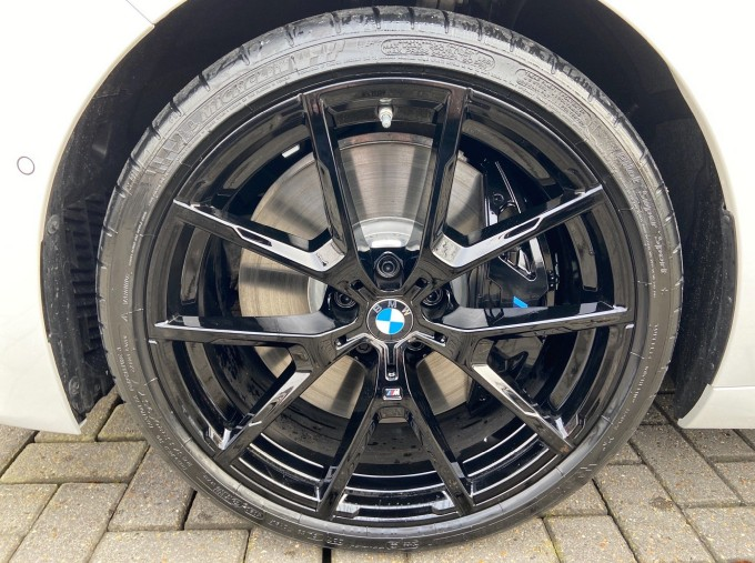 2020 BMW 840i M Sport Gran Coupe Steptronic 4-door (White) - Image: 4