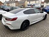 2020 BMW 840i M Sport Gran Coupe Steptronic 4-door (White) - Image: 7