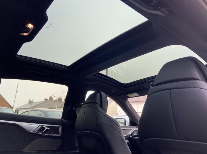 2020 BMW 840i M Sport Gran Coupe Steptronic 4-door (White) - Image: 12