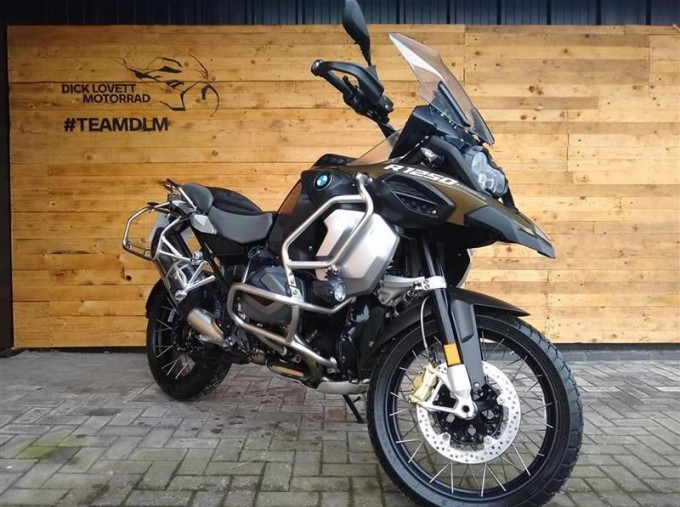 2019 BMW R1250GS Adventure Unlisted Unknown (Kalamata) - Image: 2