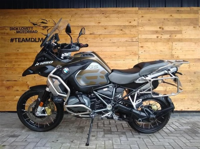 2019 BMW R1250GS Adventure Unlisted Unknown (Kalamata) - Image: 3