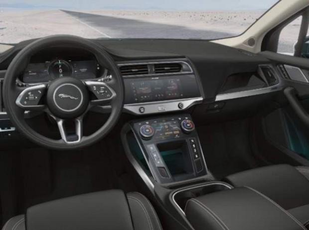 2021 Jaguar 90kWh SE Auto 4WD 5-door (Black) - Image: 4