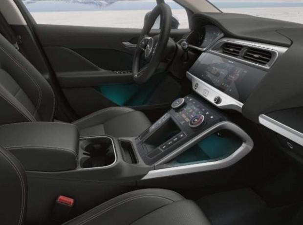 2021 Jaguar 90kWh SE Auto 4WD 5-door (Black) - Image: 5
