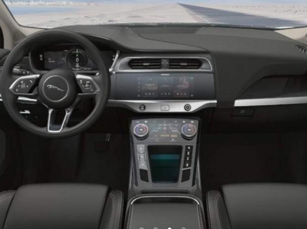 2021 Jaguar 90kWh SE Auto 4WD 5-door (Black) - Image: 6