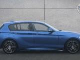 2018 BMW 116d M Sport Shadow Edition 5-door (Blue) - Image: 3