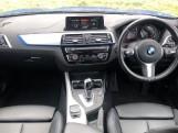 2018 BMW 116d M Sport Shadow Edition 5-door (Blue) - Image: 4