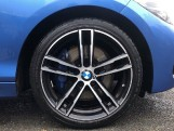 2018 BMW 116d M Sport Shadow Edition 5-door (Blue) - Image: 14