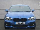 2018 BMW 116d M Sport Shadow Edition 5-door (Blue) - Image: 16