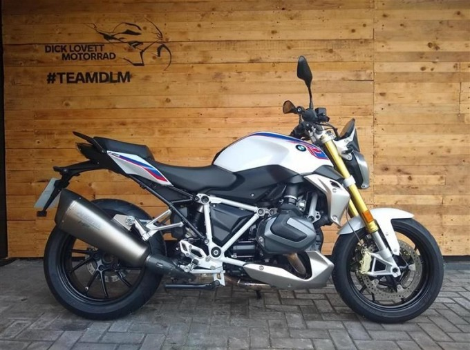 2019 BMW R1250R Unlisted Unknown (Multicolour) - Image: 1