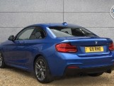 2019 BMW M240i Coupe (Blue) - Image: 2