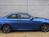 2019 BMW M240i Coupe (Blue) - Image: 3