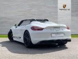2015 Porsche 981 Spyder 2-door (White) - Image: 2