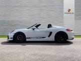 2015 Porsche 981 Spyder 2-door (White) - Image: 5