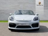 2015 Porsche 981 Spyder 2-door (White) - Image: 6
