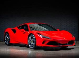2020 Ferrari F8 Tributo V8 F1 DCT 2-door