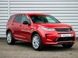 2020 Land Rover D240 MHEV R-Dynamic HSE 4WD 5-door (7 Seat) (Red) - Image: 1