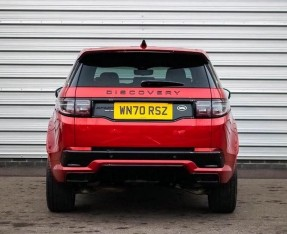 2020 Land Rover D240 MHEV R-Dynamic HSE 4WD 5-door (7 Seat) (Red) - Image: 6